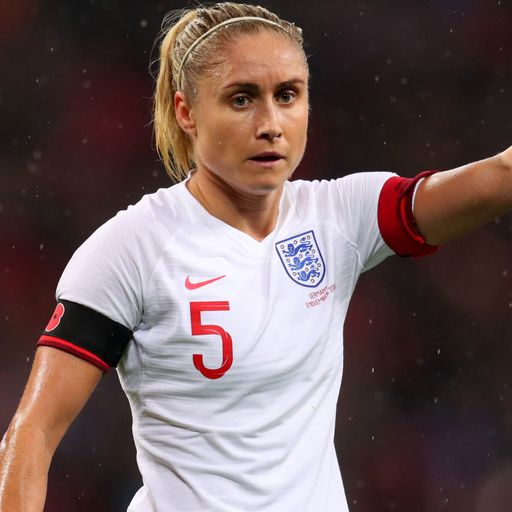 England Women set World Cup victory target