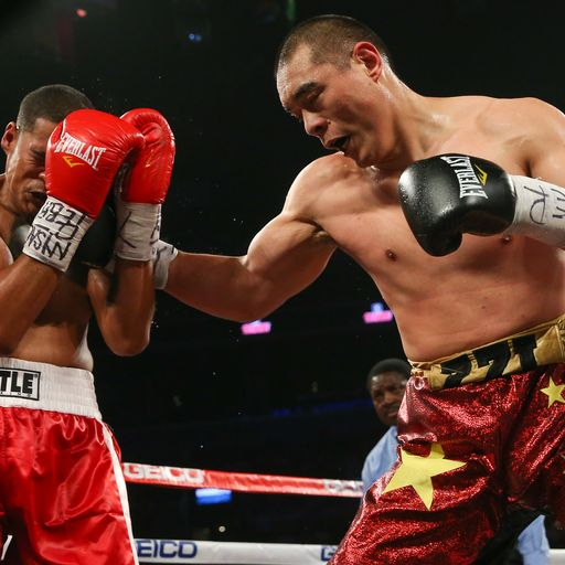 The key to a mega-fight in China?