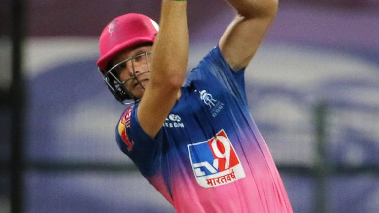 Jos Buttler of Rajasthan Royals