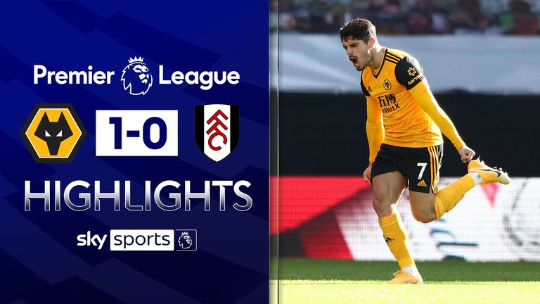 FREE TO WATCH: Highlights from Wolves' win over Fulham in the Premier League