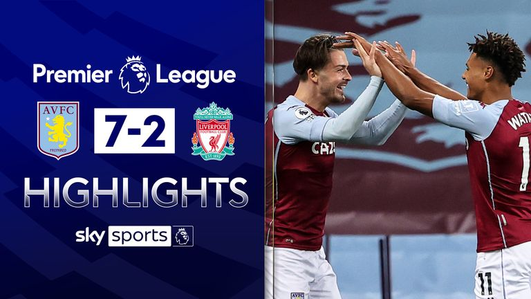 Aston Villa Vs Liverpool Match Report : Aston Villa 1 2 ...