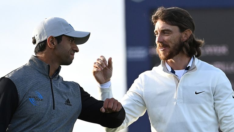 Fleetwood lost out to Aaron Rai in a play-off at the Scottish Open