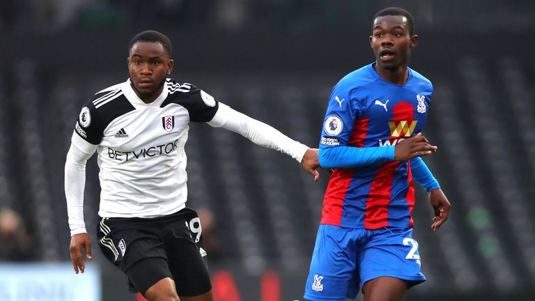 Ademola Lookman was a bright spark for Fulham in spite of their defeat