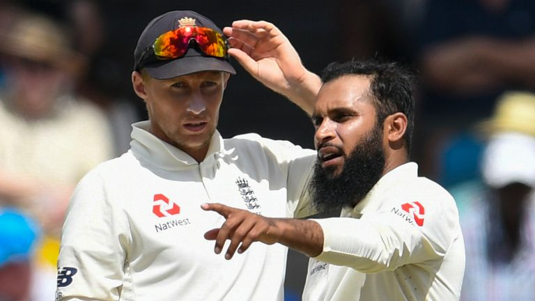Adil Rashid last Test appearance came in the West Indies in January 2019