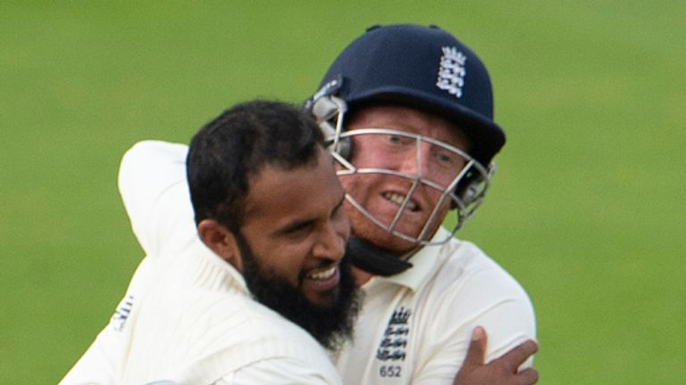 Adil Rashid and Jonny Bairstow should be brought back into England's Test XI, says Bumble
