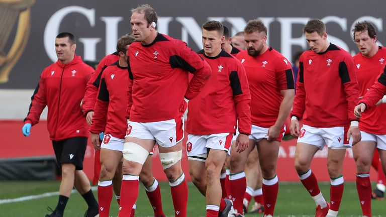 Wales lost at home to Scotland for the first time since 2002 last weekend