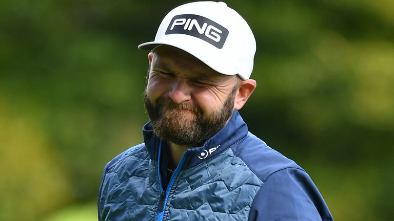 Sullivan won the English Championship in August, his first European Tour title since 2015