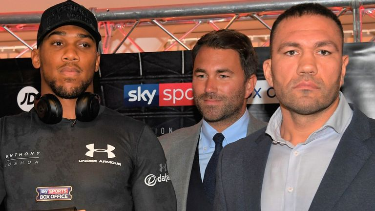 Pulev is the IBF mandatory challenger for unified champion Joshua