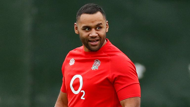 Billy Vunipola says England players will choose individually how they wish to mark the Black Lives Matter movement