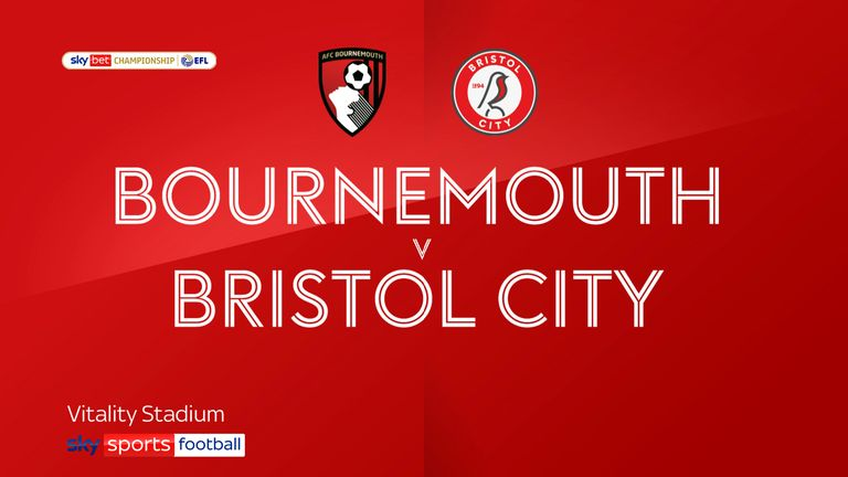 Bournemouth v Bristol City