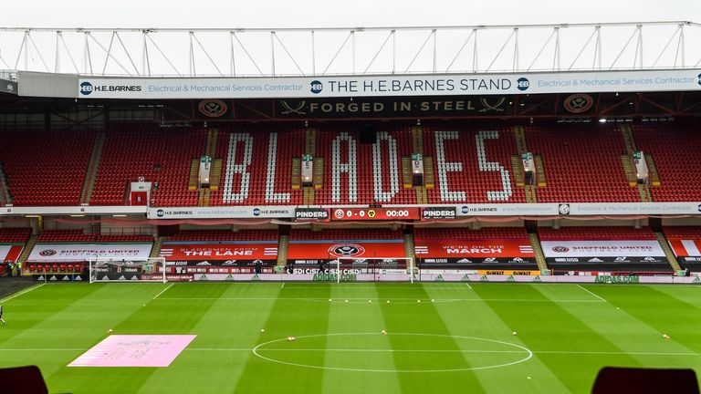 The match against Norway will be played at Bramall Lane at the beginning of December