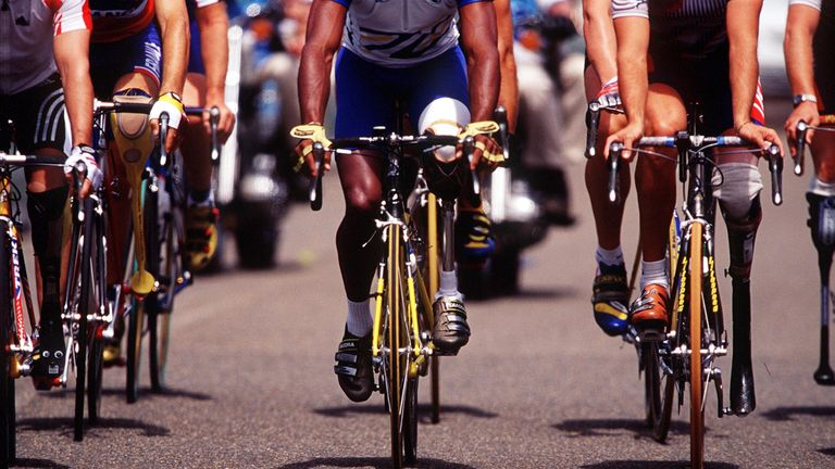 British Cycling has a long-term plan to increase black and minority ethnic participation