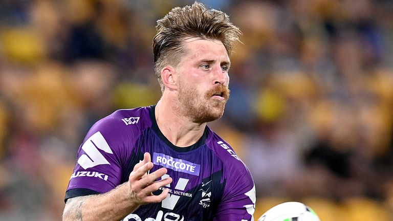 Cameron Munster could feature for Melbourne this week