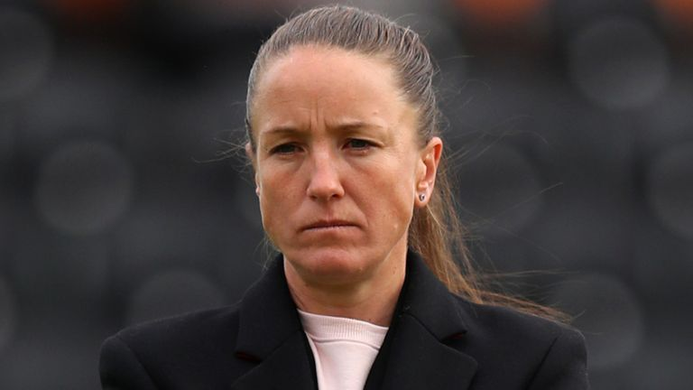 Casey Stoney is keen for her United players to reflect on the lessons they gained from the defeat at West Ham last December