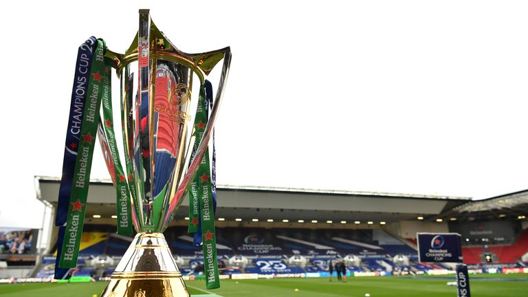 The Champions Cup format for 2020/21 has been altered for one season only, due to Covid-19