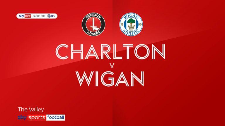 Charlton v Wigan