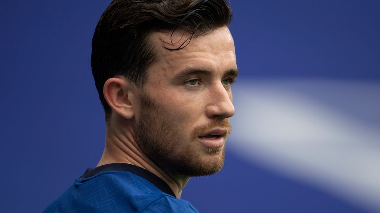 Ben Chilwell is also a doubt for England's third game with Denmark