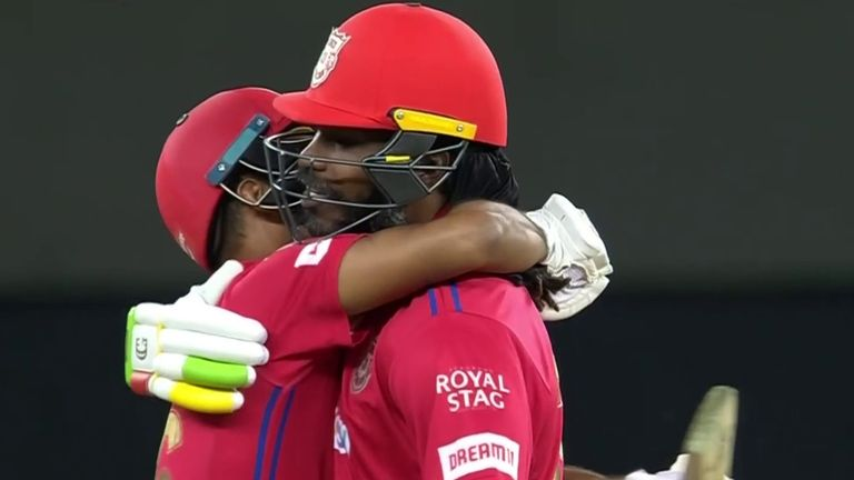 Mayank Agarwal and Chris Gayle got Kings XI over the line after a thrilling double Super Over against Mumbai Indians in the IPL