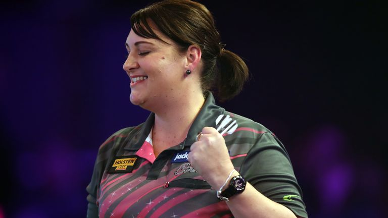 Two-time major finalist Hammond will be highly-fancied to contend for World Championship and Grand Slam qualification