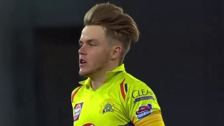 Sam Curran, Chennai Super Kings