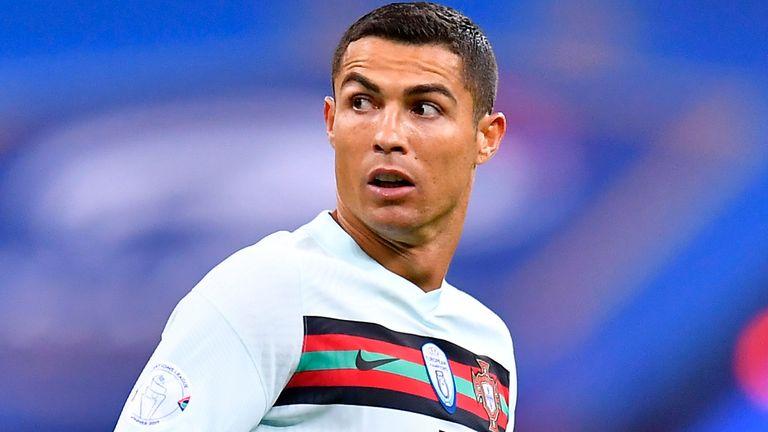 Cristiano Ronaldo will complete his period of quarantine in Turin