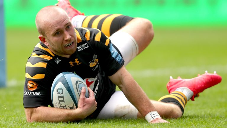 Wasps scrum-half Ben Spencer makes our team this week. Find out who joins him below...
