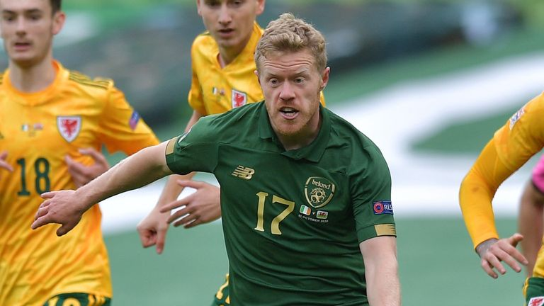 Daryl Horgan believes Republic of Ireland need a moment of good fortune