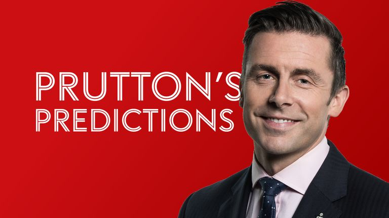 Prutton's Predictions