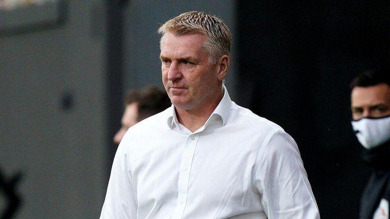 Dean Smith believes Aston Villa have had a successful summer transfer window
