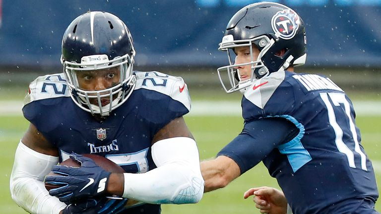 Can Ryan Tannehill and Derrick Henry get the Titans back on track?