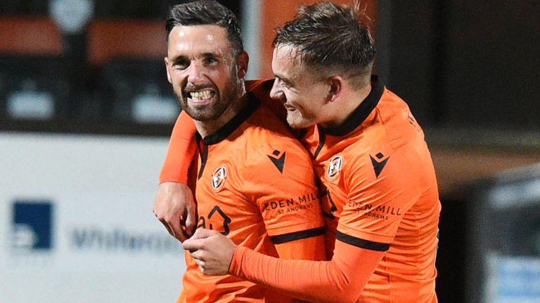 Dundee U 1 - 2 Livingston - Match Report & Highlights