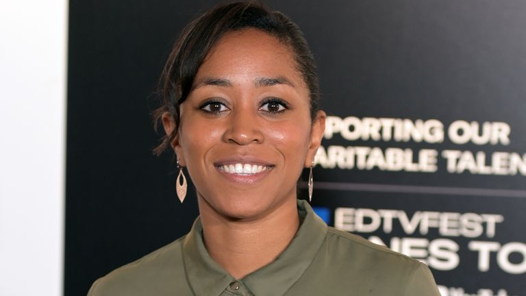 Ebony Rainford-Brent has been nominated for the Influencer Award at the Sportswomen of the Year Awards 2020