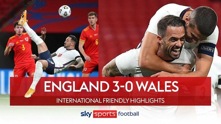 England 3-0 Wales