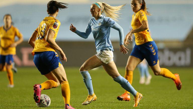 Everton Women v Man City Women