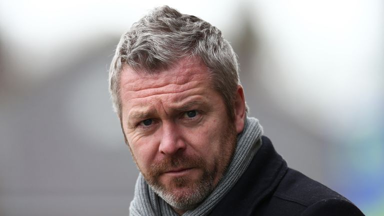 Willie Kirk is Everton women's manager