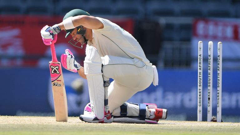 South Africa could be banned from international cricket if their government intervenes at CSA
