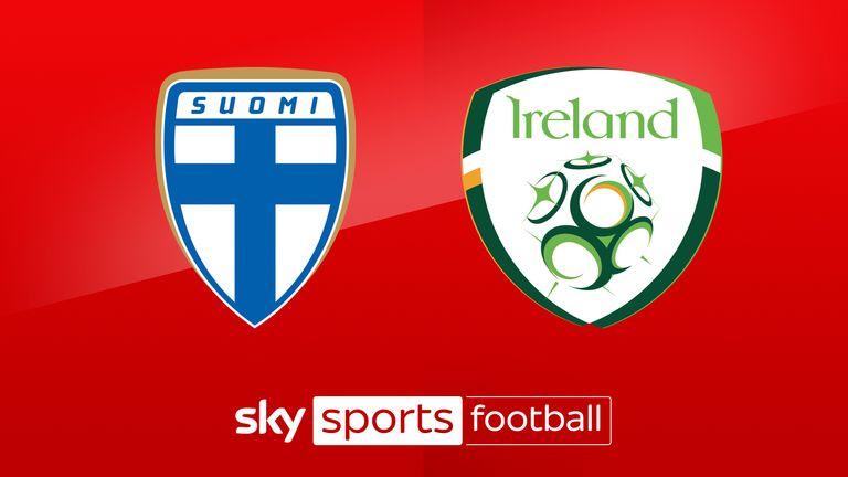 Finland vs Rep Ireland