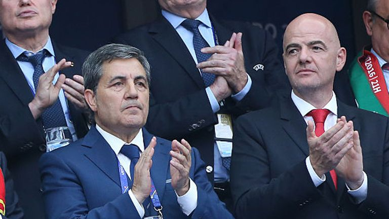 UEFA vice-president Fernando Gomes is strongly opposed to the idea of a European Super League