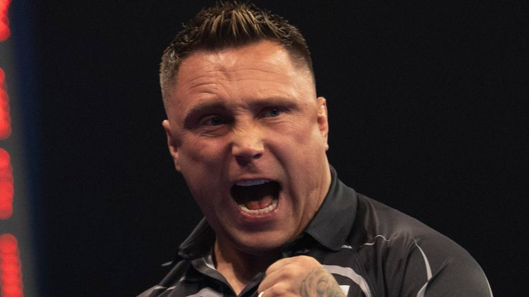 Gerwyn Price continued his impressive form to capture his eighth title of the campaign