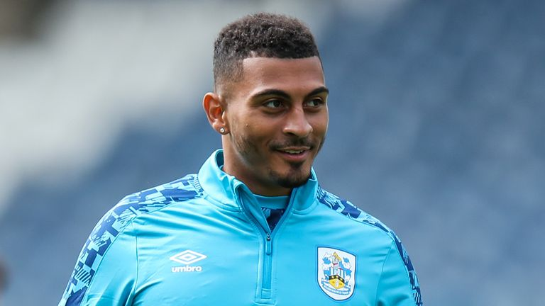 Karlan Grant has joined West Brom from Huddersfield after the two clubs agreed a fee in the region of £15m