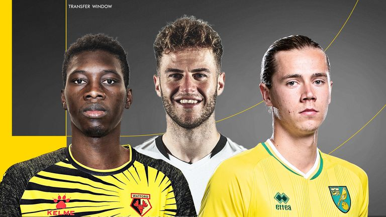 Could Ismaila Sarr, Joe Rodon or Ben Cantwell be on their way to the Premier League?