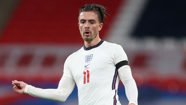 Jack Grealish shone in England's 3-0 win over Wales