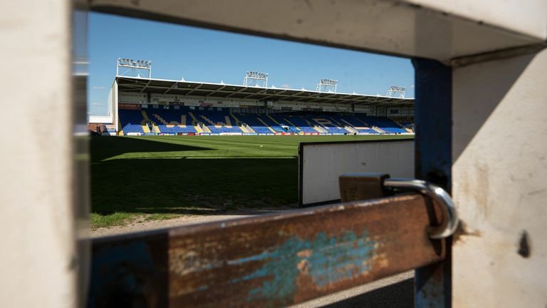 Super League clubs are having to find creative ways to replace revenue while grounds remain closed