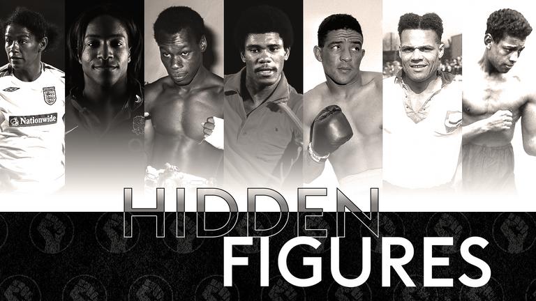 Hidden Figures graphic