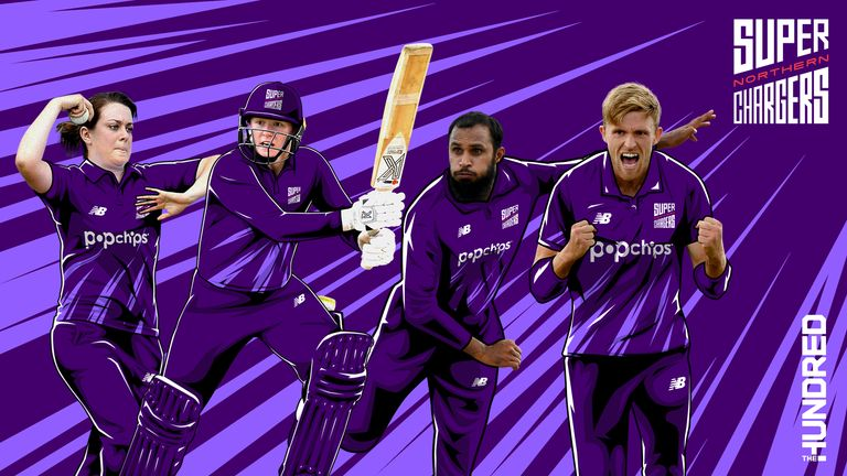 Adil Rashid, David Willey and Katie Levick have been retained by Northern Superchargers for The Hundred, while Hollie Armitage has joined the side
