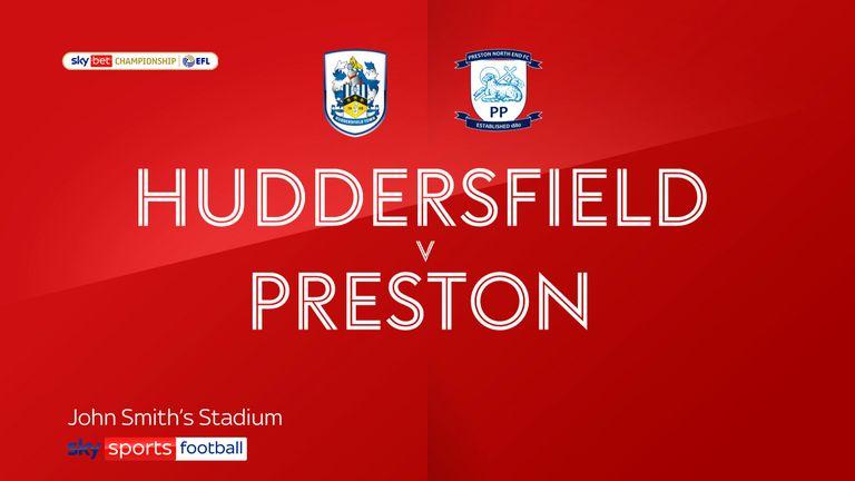 Huddersfield v Preston