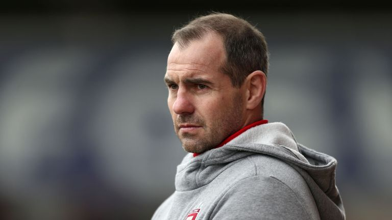 Ian Watson confirmed as new Huddersfield Giants head coach