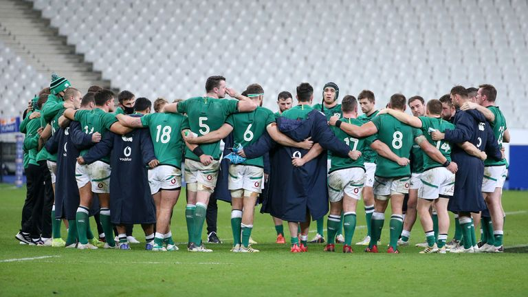 Ireland are favourites for the clash at the Aviva Stadium, but are off the back of defeat themselves
