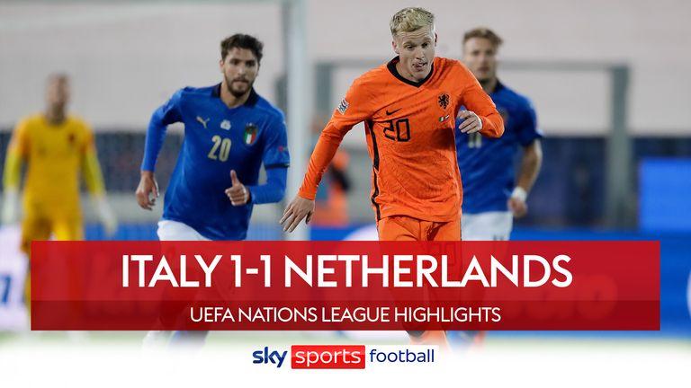 Italy v Netherlands