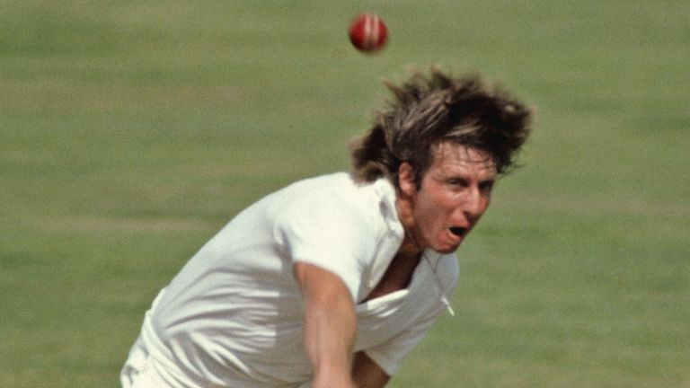 Australia great Jeff Thomson came close to 100mph according to 'very accurate high speed cameras' in Perth